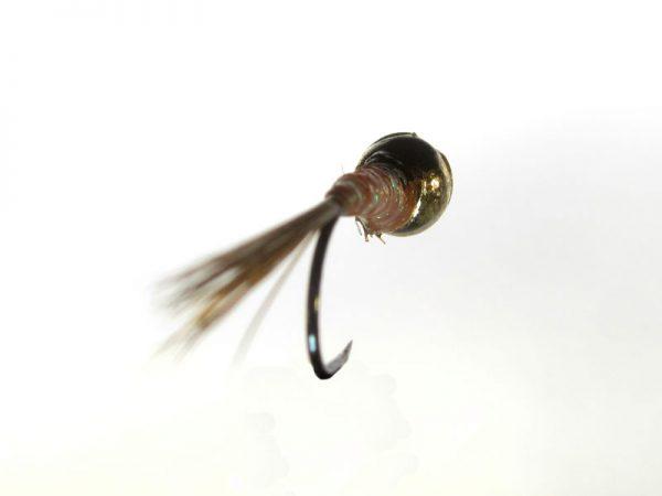 Ninfa perdigón cabeza dorada modelo 87 sin muerte