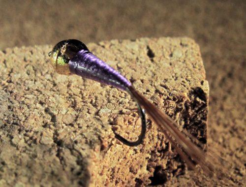 Ninfa perdigón modelo 91 lila sin muerte