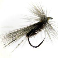 Tricóptero marrón oscuro pardo modelo 6