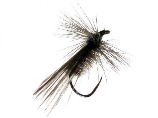 Tricóptero avestruz oscuro pardo modelo 8