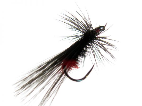 Mosca seca Tricóptero #18 sin muerte