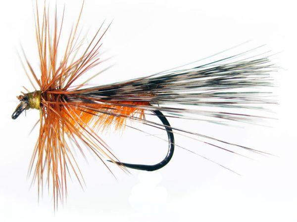 tricóptero avestruz naranja e indio pajizo modelo 31